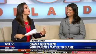 Do You Have the Drama Queen Gene? Dr. Romie on Fox News Orlando
