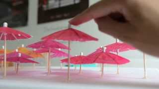 DIY Apartment/Room Umbrella Wall Decor (Gift Idea) Thumbnail