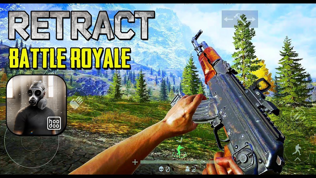 retract battle royale android download