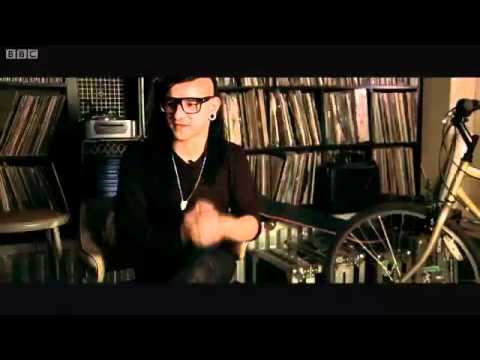 BBC - Sound of 2012 - Skrillex Interview
