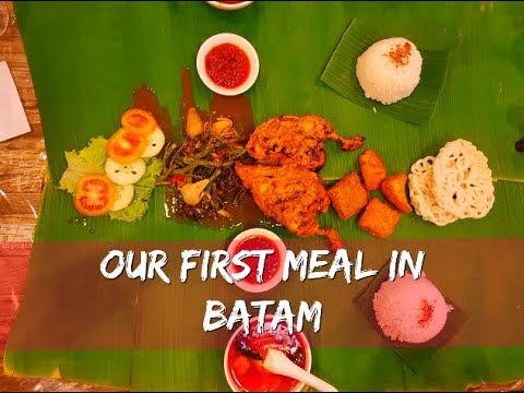 Restaurant & Cafe | Kangen Cafe @ Batam City Square (BCS) | Travel Vlog Batam, Indonesia