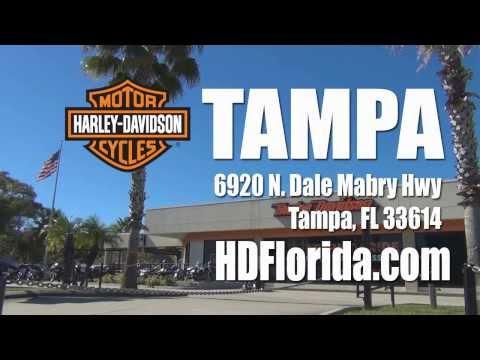 Harley Davidson of Tampa - Motorcycle Dealer - Tampa, FL - Roadside Grill