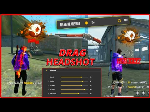 New Drag Secret Headshot Trick (HANDCAM) - M1014 & M1887