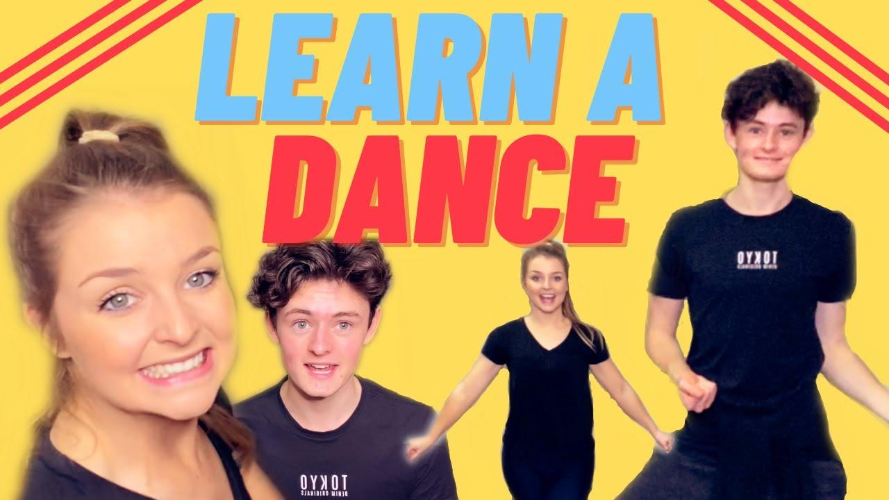 OOSH TV Episode 5 - Dance Tutorial + Full body warm up