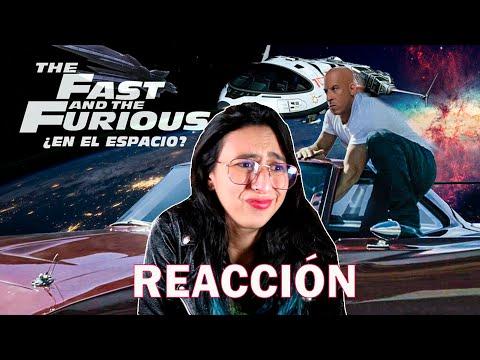 ???? RÁPIDOS Y FURIOSOS 9 tráiler REACCIÓN ???? regresan personajes y, ¿Ahora llegarán al espacio?