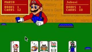Mario's Game Gallery - 1995 - Go Fish