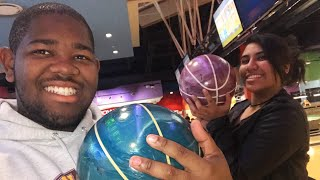 We Almost Slipped Playing Bowl | Vlog #9