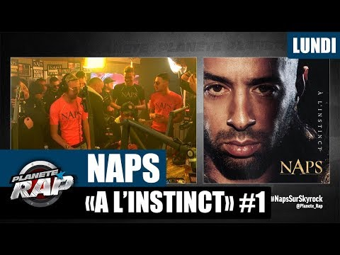 Youtube: Planète Rap – Naps«À l'instinct» #Lundi