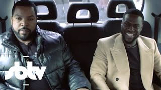Kevin Hart & Ice Cube Ride Along in London: SBTV