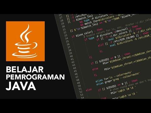 Cara Instal Dan Setting Java Development Kit