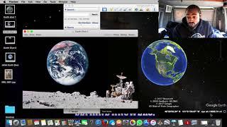 Flat Earth: Google Earth DEBUNKS NASA