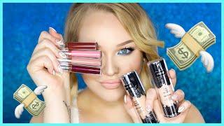 huge makeup haul  sephora kat von d mac  more