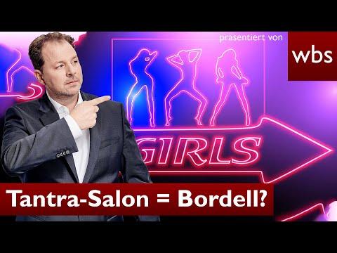 Tantra-Salons sind kein Bordell: Corona-Schließung rechtswidrig | Rechtsanwalt Christian Solmecke