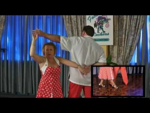 50's Rock n' Roll Dance - Free Lesson I - Footloose DVD.