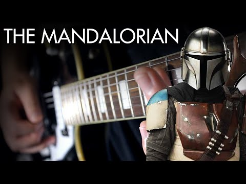 The Mandalorian Guitar Cover | DSC