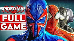 SPIDER-MAN SHATTERED DIMENSIONS Gameplay Walkthrough Part 1 FULL GAME [1080p HD 60FPS] No Commentary