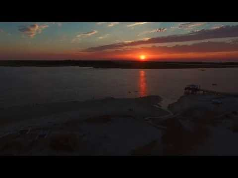 Tybee Island Back River Sunset