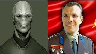 Совершенно секретно! Гагарин вступал в контакт с внеземной цивилизацией