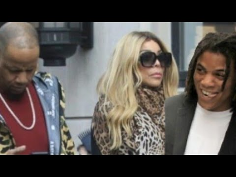 Wendy Williams and Kevin Hunter Spotted Together At Son's Court Hearing!