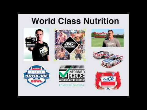 Eric Lichter -  Importance of Nutrition for Athletes