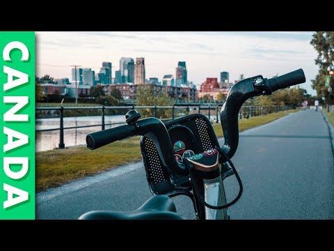 Bike Sharing a Montreal!