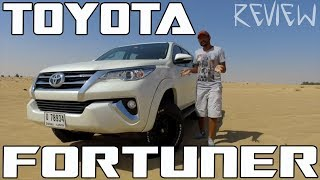 2018 Toyota Fortuner Xtreme Review
