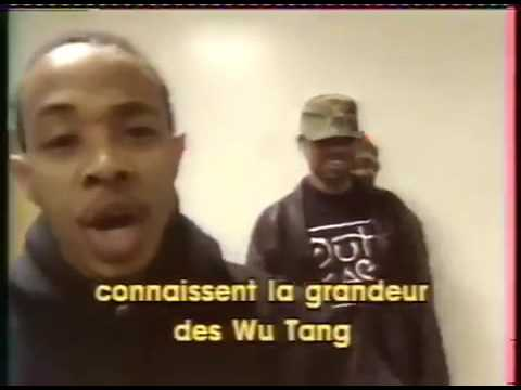 WuTang Clan 7th chamber freestyle at home 1994