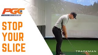 Check out this takeaway drill to stop your slice