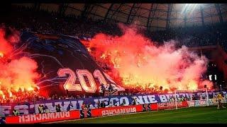 """Mistrzowska oprawa """"A królestwu jego nie będzie końca"""" Lech - Wisła 0:0 (07.06.2015)"""