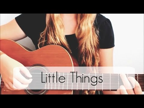 Little things - One Direction cover