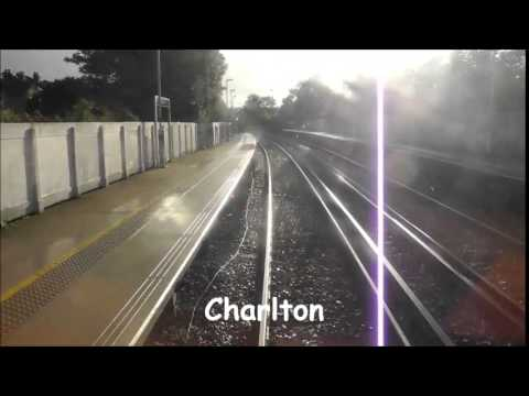 Cab Ride - Erith to Cannon Street - 020915
