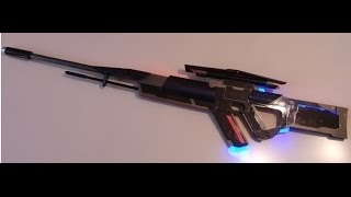 handmade legendary item borderlands sniper rifle