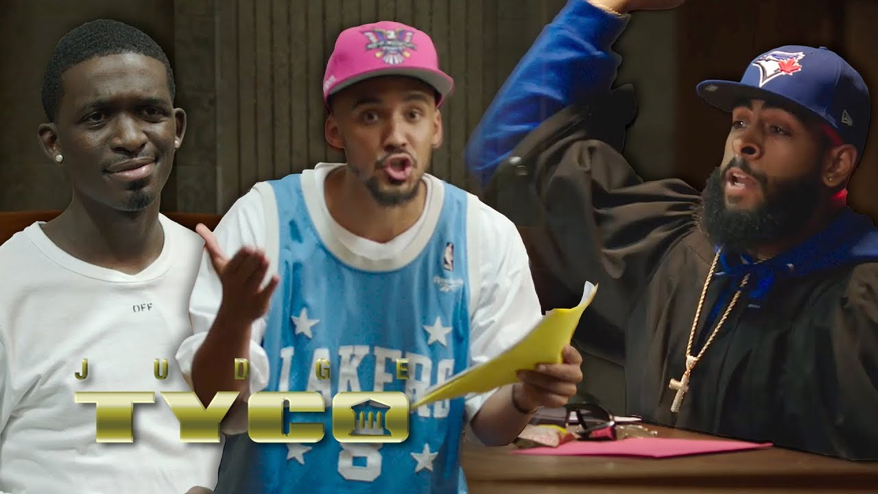'Bana Weekend Waste Yute ⏤ Judge Tyco EP 6