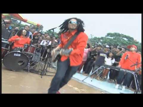 Gangstarasta - Reggae Disco (Live on Inbox)