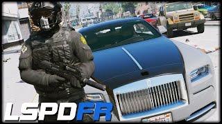 GTA 5 LSPD:FR #222 | SWAT ESKORT SERVICE - Deutsch - Grand Theft Auto 5 LSPDFR
