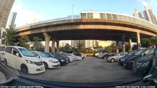 香港泊車好去處 - 深旺道停車場 (入)