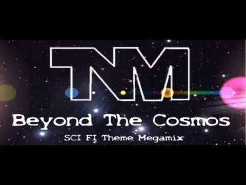 Tuesday Night Magic - Beyond The Cosmos (Sci Fi Theme Megamix)