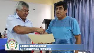 CULMINACIÓN DEL PRIMER CURSO DE INSPECTORES