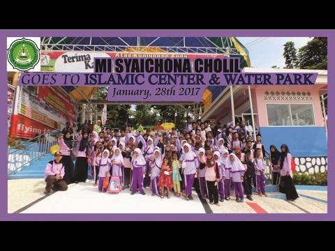 MI Syaichona Cholil - Goes to Islamic Center and Water Park Balikpapan