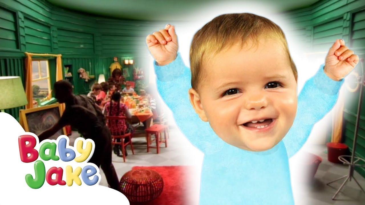 Baby Jake - We All Love Baby Jake | Full Episodes | Yaki ...