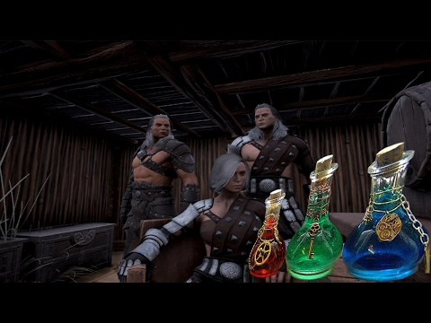 conan exiles how to make potions