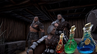 Conan Exiles - Зелья,алхимия варим зелье смерти ГАЙД (potions)