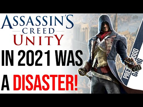 I Tried Playing Assassin's Creed Unity in 2021 and it was a DISASTER |
