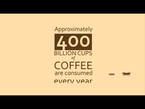 National Coffee Day - Motion Graphic