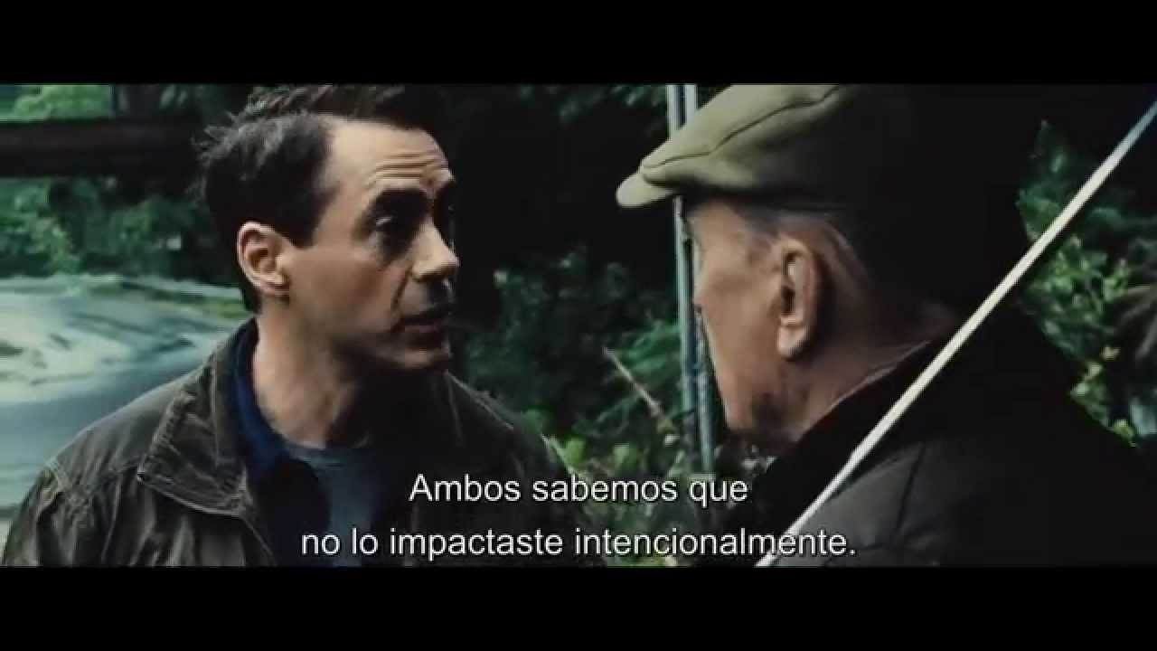 El Juez The Judge 2014 Tráiler 2 Subtitulado Español Hd Robert Downey Jr