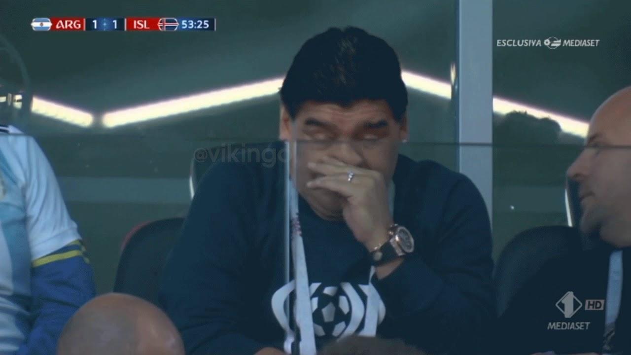 Maradona In Russia 2018 Cocaine Youtube