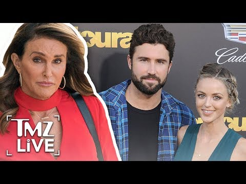 Brody Jenner & Wife Shade Caitlyn After Dodging Wedding | TMZ Live