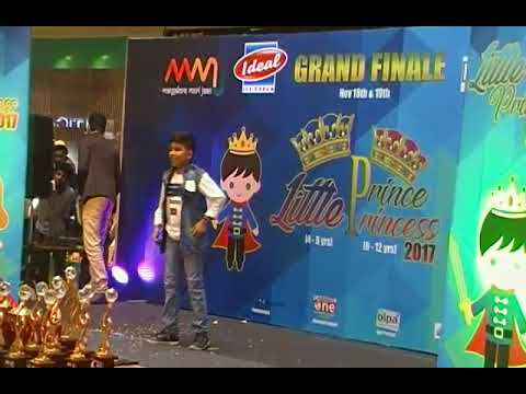 Ojas Dance Performance in Little Prince 20017 Contest