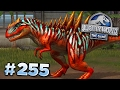 MAXED METRICANTHOSAURUS Jurassic World The Game Ep255 HD