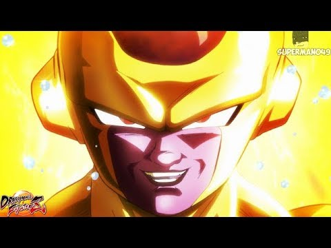 """The Ultimate Power OF Golden Frieza - Dragon Ball FighterZ """"Golden Frieza"""" Gameplay"""